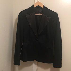 GAP • Women's Tuxedo Style Black Blazer • 4